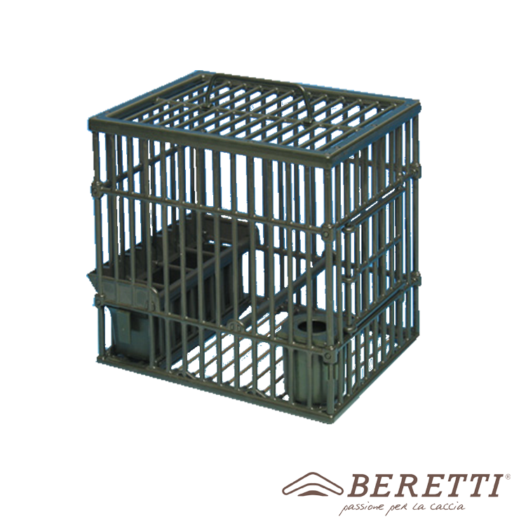 SMALL CAGE WITH SIDE OPENING FOR SMALL BIRDS
