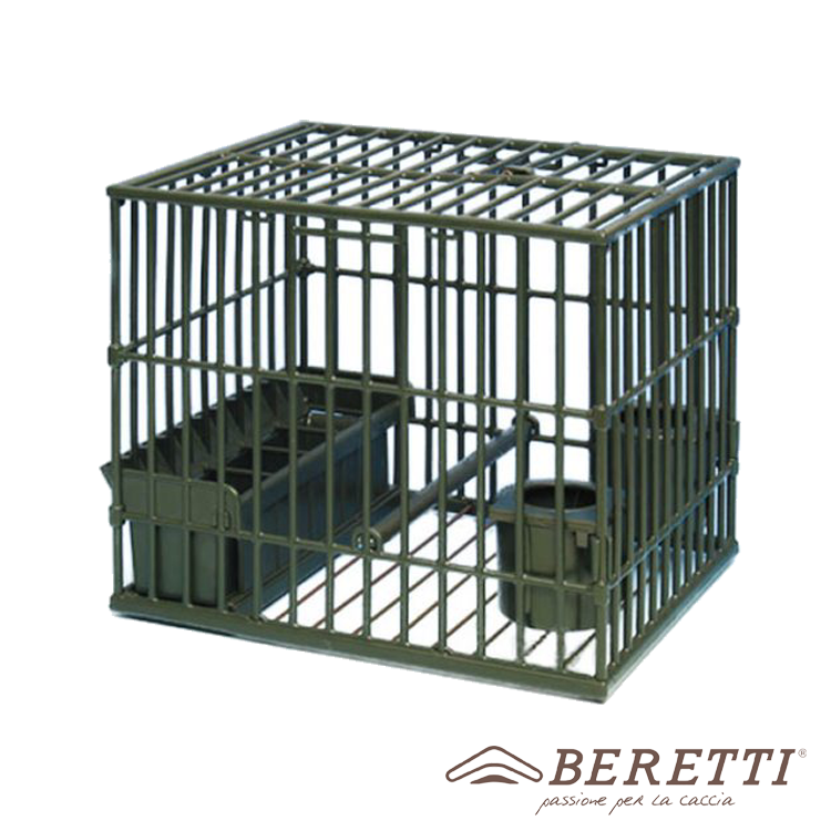 THRUSH CAGE WITH TOP OPENING