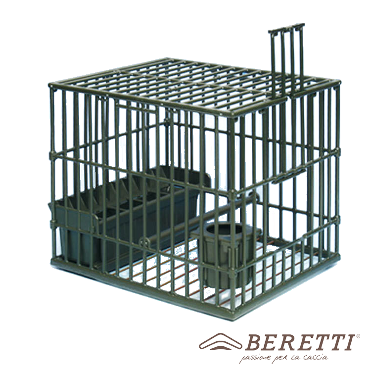 THRUSH CAGE WITH SIDE OPENING