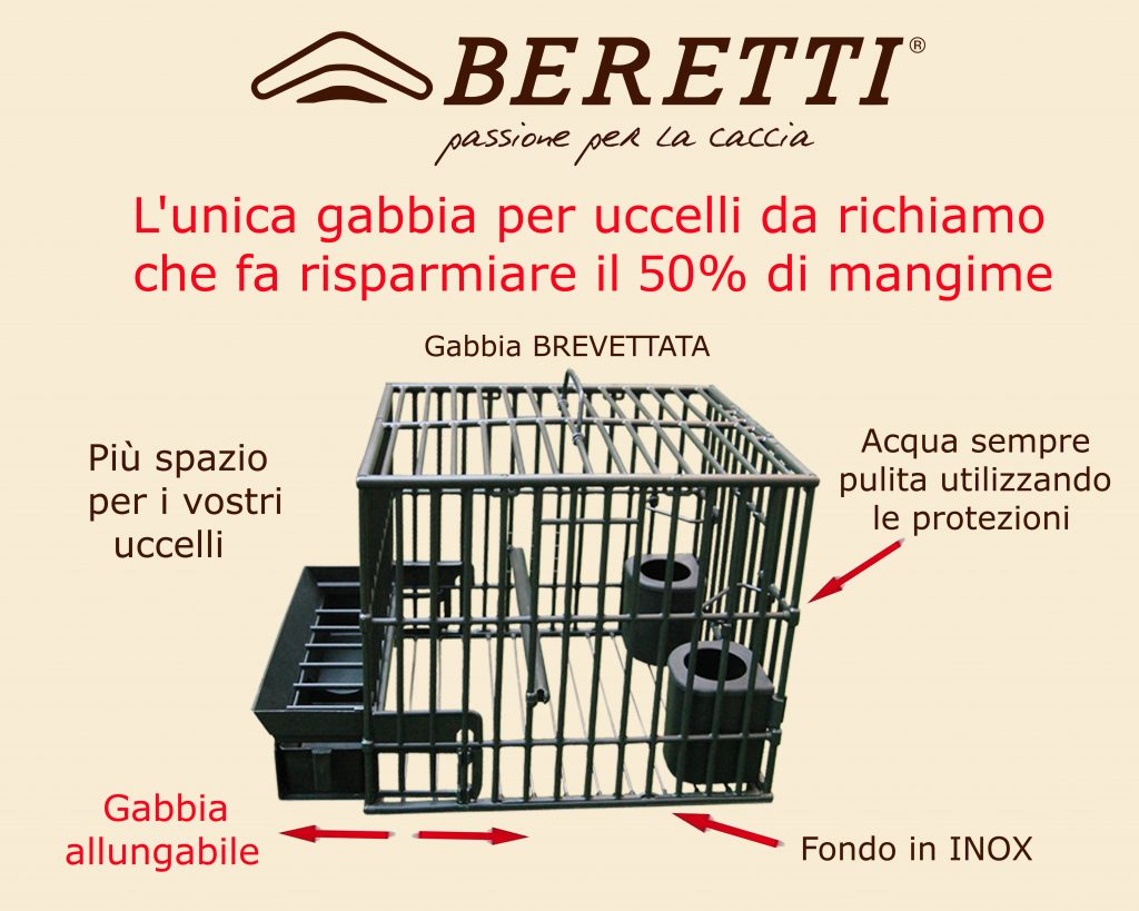 Post Gabbia Mantenimento